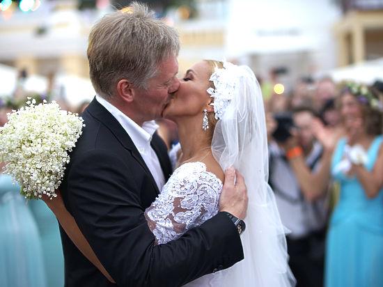 Весілля Тетяни Навки і Дмитра Пєскова