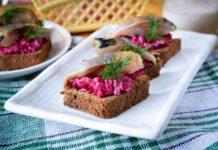 Намазка для бутербродів з буряка