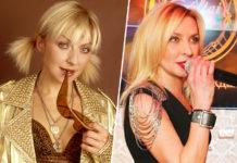 Татьяна Овсиенко в молодости