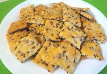 Рецепт домашнього галетного печива