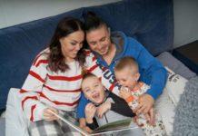 Подружжя Alyosha, Тарас Тополя і їх діти