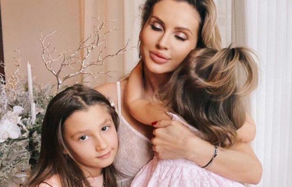 Светлана Лобода и дочки