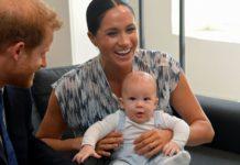 Меган, Гаррі і малюк Арчі