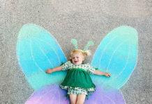 Прекрасний метелик