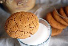 Рецепт домашнього вівсяного печива