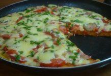 Рецепт піци