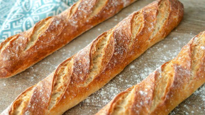 Рецепт французького багета
