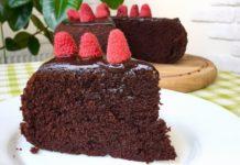 Рецепт шоколадного кексу
