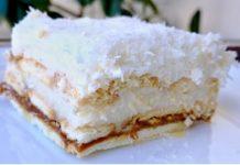 Домашній торт Рафаелло