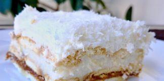 Домашний торт Рафаэлло