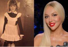 Українські зірки в дитинстві