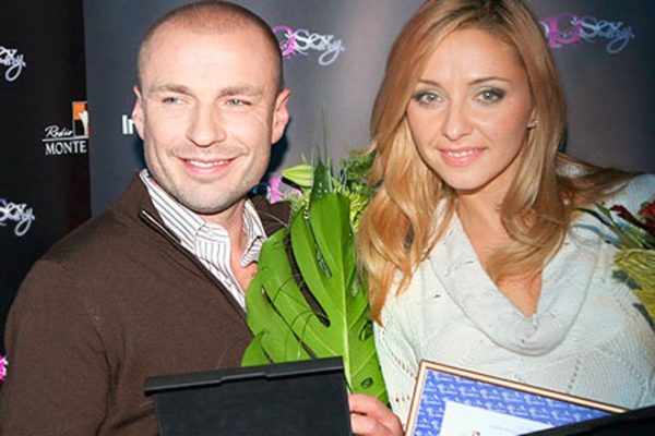 Татьяна Навка и Александр Жулин