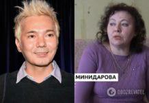 Олег Яковлев и его возможная мама