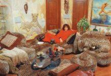 Валерій Леонтьєв у себе вдома