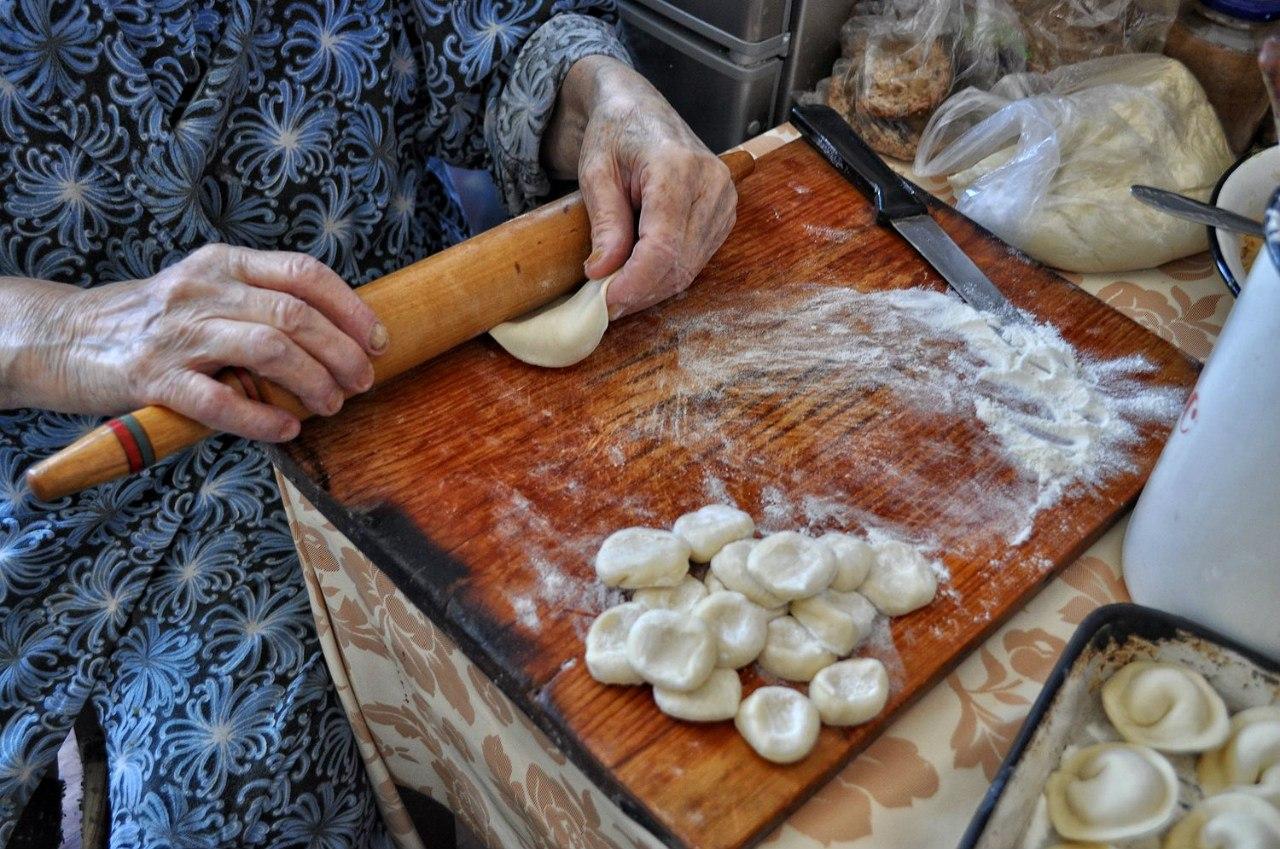 Легкое тесто для пельменей: Рецепт бабушки, которая жила в Сибири