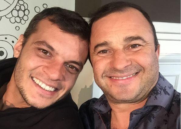 Виктор Павлик и Александр Павлик