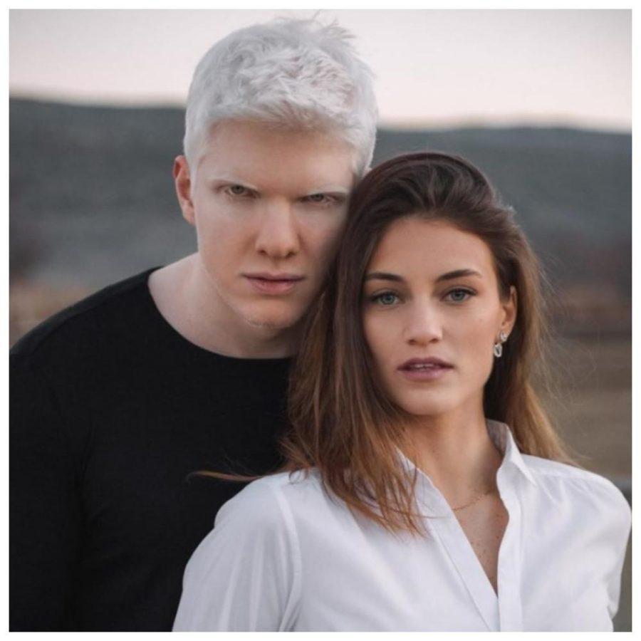 Бера Иванишвили с женой