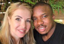 Росіянка вийшла заміж за нігерійця