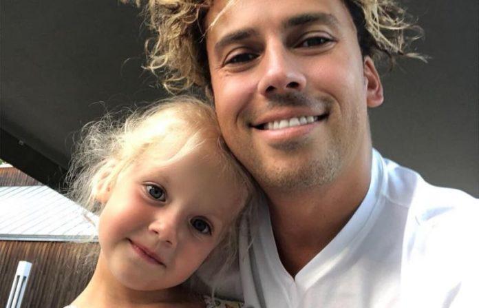 Максим Галкин с дочкой Лизой