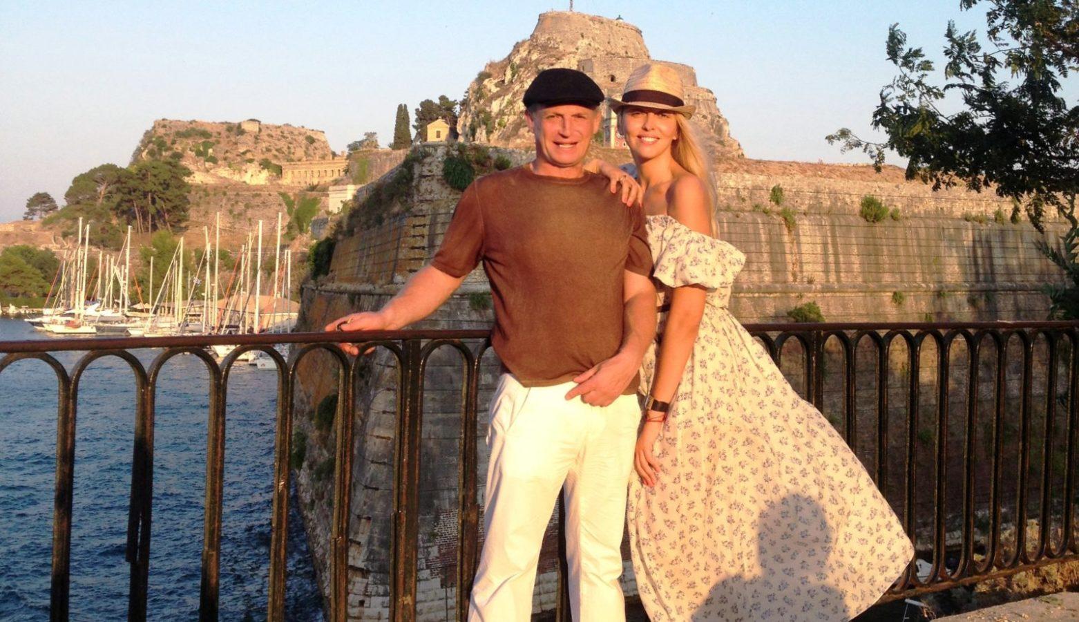 Оля Полякова раскрыла личность мужа и трогательно поздравила его с днем рождения