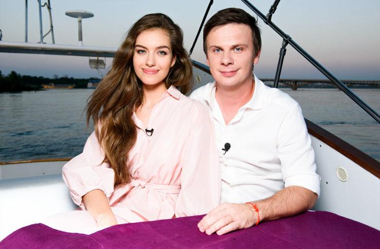 Александра Кучеренко пошла на откровенную беседу с другим мужчиной