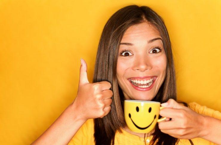 Позитивное настроение!