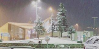 Андорру завалило снегом