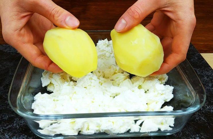 Готовим картофельные сырники