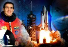 Український космонавт Леонід Каденюк