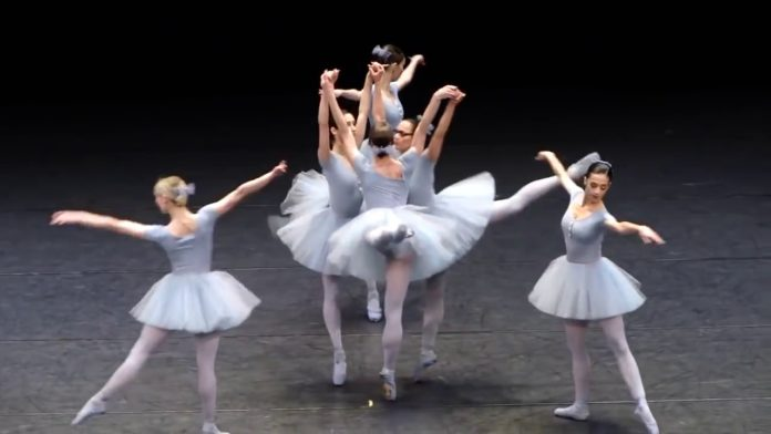 Нескучный балет для поднятия настроения