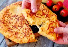 Дуже сирний хачапурі за 15 хвилин