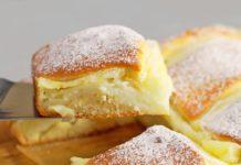 Італійський пиріг із заварним кремом