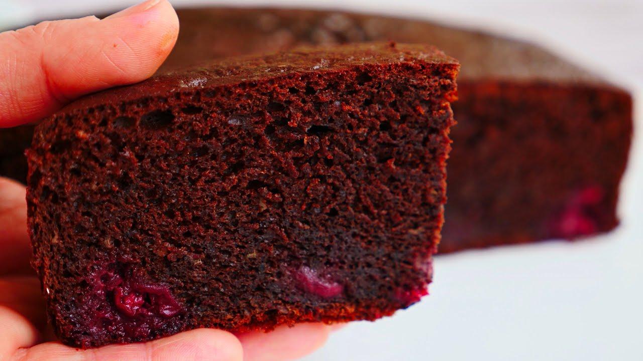 Домашний шоколадный пирог