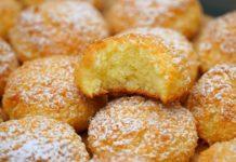 Домашнє печиво з трьох інгредієнтів