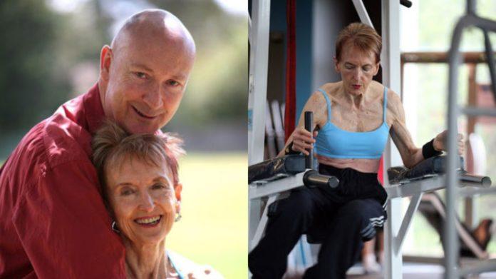 74-річна спортсменка