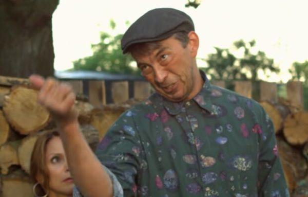 Николай Добрынин в начале сериала