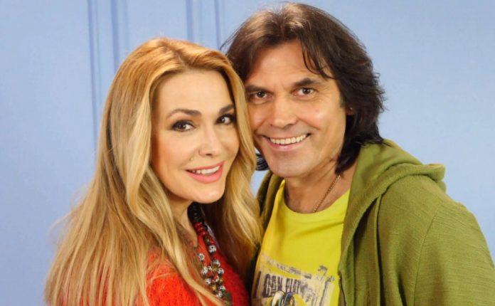 Ольга Сумська з чоловіком Віталієм Борисюком