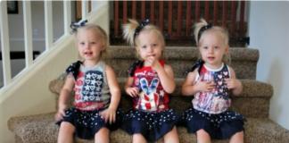 Девочки-близнецы