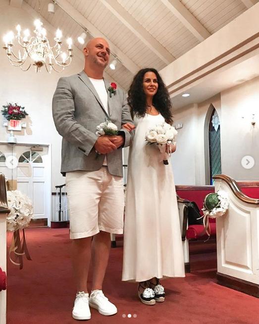 Первая свадьба Насти и Потапа