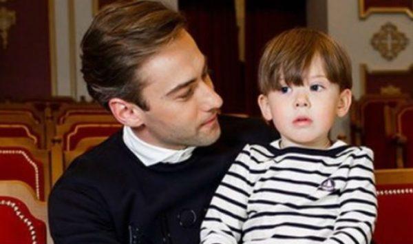 Дмитрий Шепелев и сын Платон