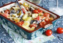 Ароматные овощи в духовке: летний рецепт от Юлии Высоцкой