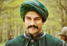 Найкрасивіший турецька актор показав свою дружину