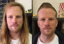 Как изменилась внешность парней, которые обрезали длинные волосы?