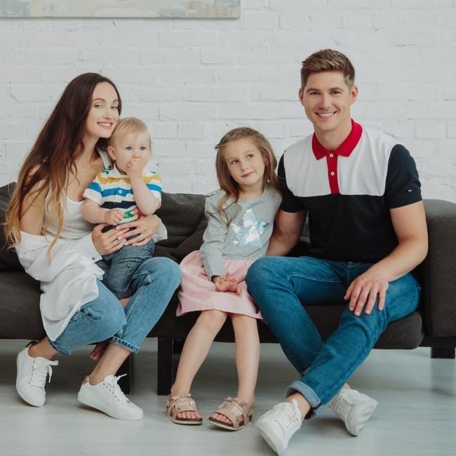 Бывшая семья Владимира Остапчука