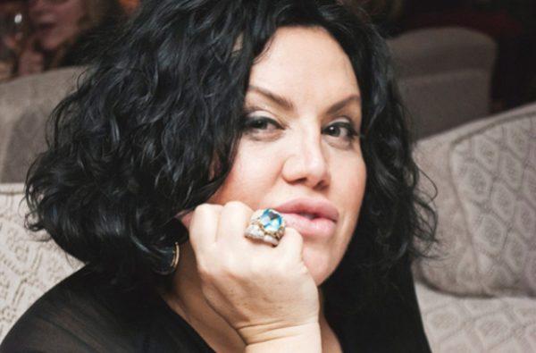 Оксана Байрак после пластики
