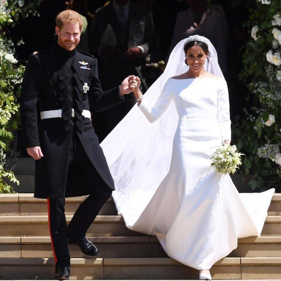 Свадьба Меган и Принца Гарри