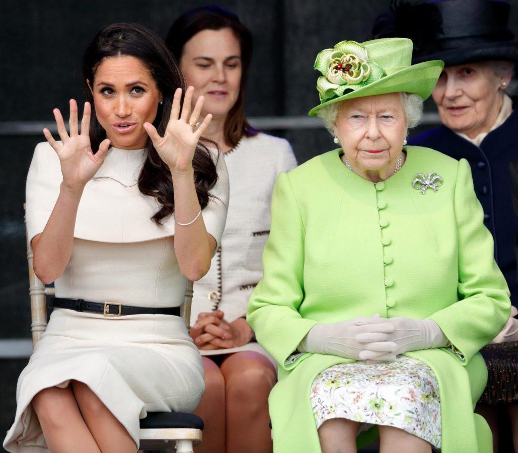 Королева чуть не лопнула от злости