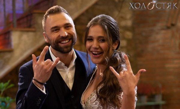 Даша Ульянова и Макс Михайлюк на финале