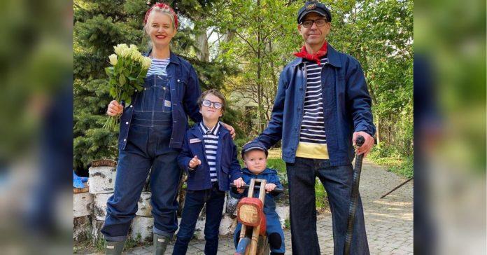 Сергей Міхалок стал батьком в четвертый раз