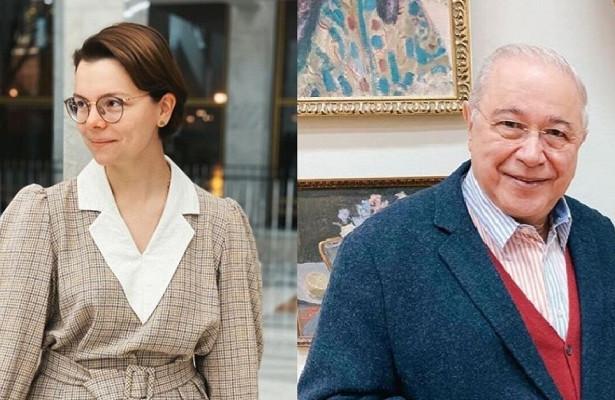 Брухунова і Петросян задоволені життям